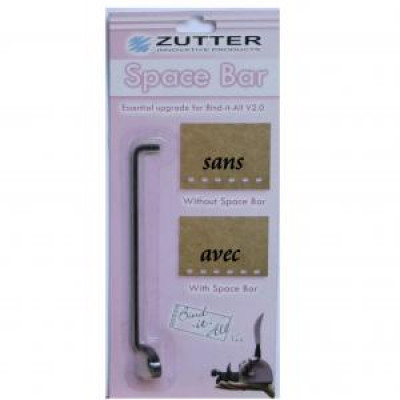 ZUTTER - BIND IT ALL SPACE BAR
