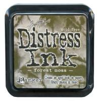 Distress Ink – Forest Moss