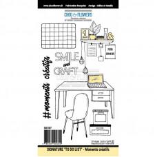 Stamp set 'Moments Créatifs' by Chou & Flowers