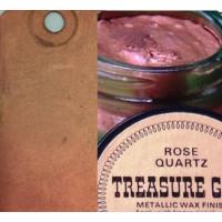 Treasure Gold Wax - Rose Quartz