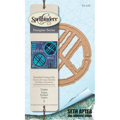 Triplex - Spellbinders Shapeabilities S3-238
