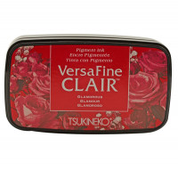 Versafine CLAIR encre - Glamorous (red)