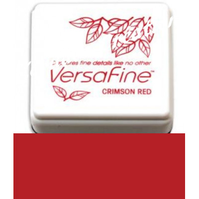 Versafine Mini - Crimson Red