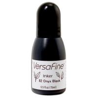Versafine Ink Refill - Onyx Black