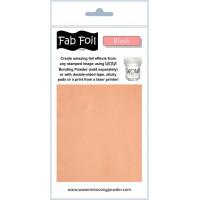 WOW! Fab foil transfer sheets - Blush
