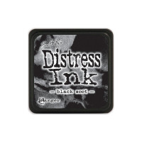 Distress Ink MINI – Black Soot