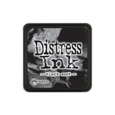 Distress Ink MINI – Black Soot