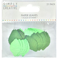Paper Leaves Simply Creative